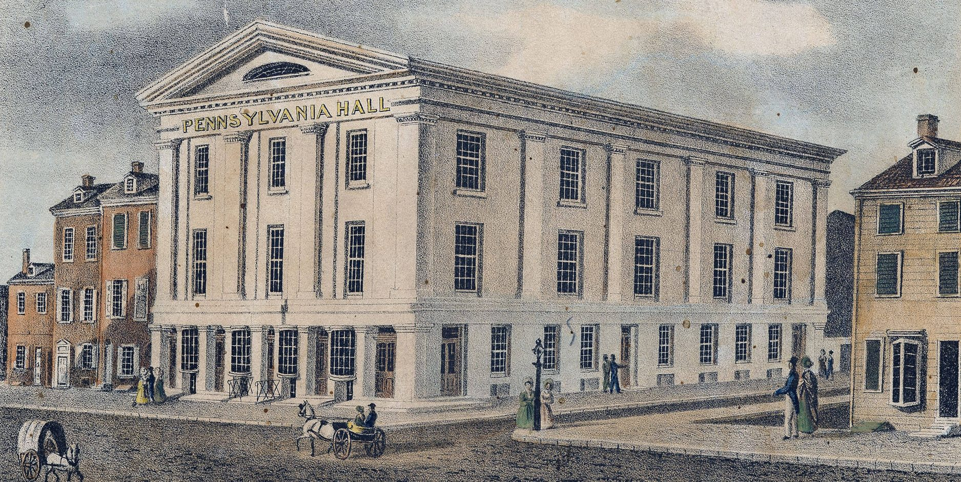 Pennsylvania Hall